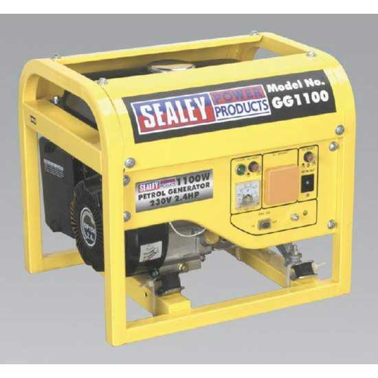 Sealey GG1100 - Generator 1100W 230V 2.4hp