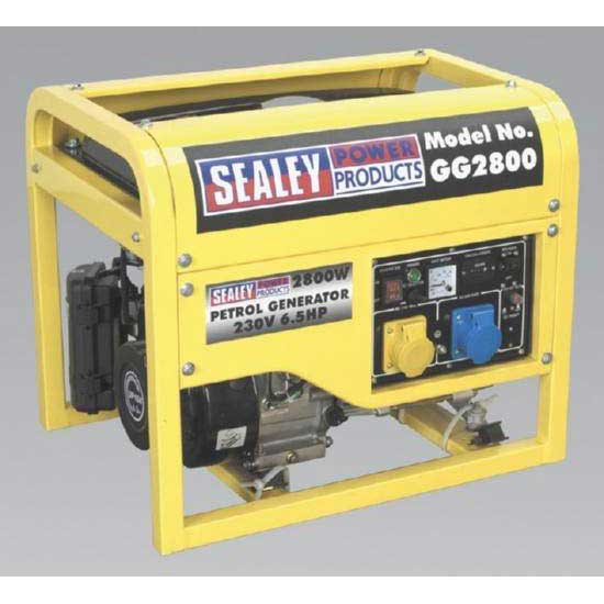 Sealey GG2800 - Generator 2800W 110/230V 6.5hp