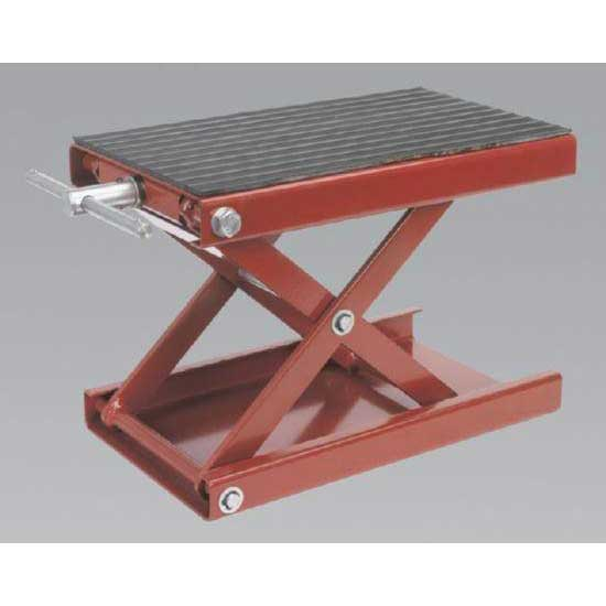 Sealey MC5908 - Scissor Stand for Motorcycles 450kg