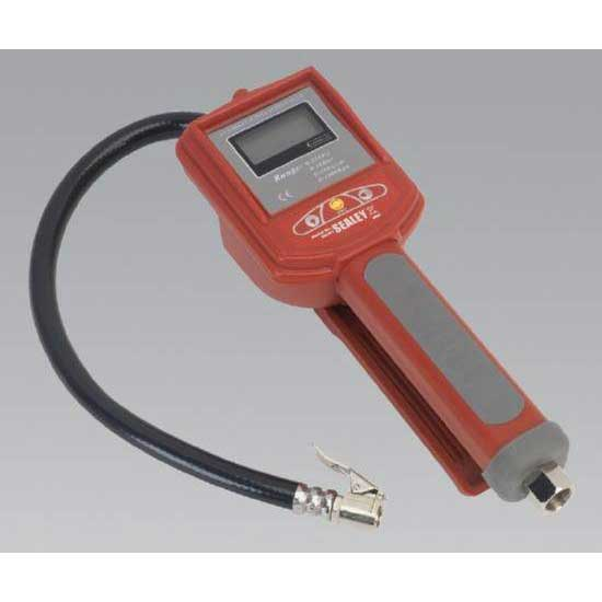 Sealey SA391 - Digital Tyre Inflator with Clip-On Connector