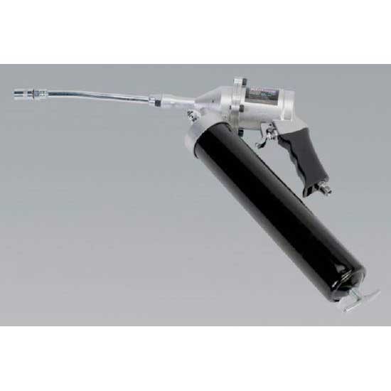 Sealey SA401 - Air Operated Continuous Flow Grease Gun - Pistol Type