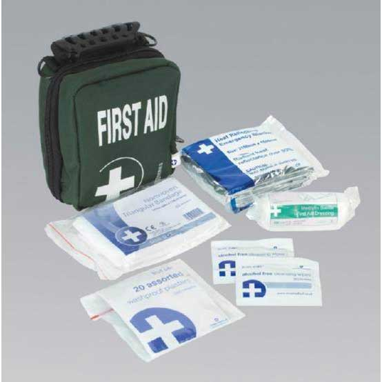 Sealey SFA02 - Compact Travel First Aid Kit