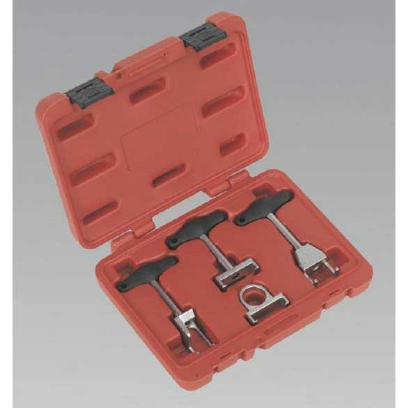 Sealey VS5294 Spark Plug Puller Set 4pc - VAG