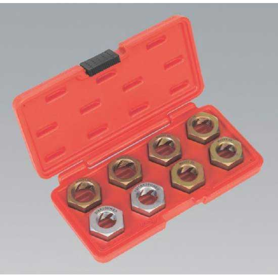 Sealey VS715 CV Joint Thread Chaser 8pc