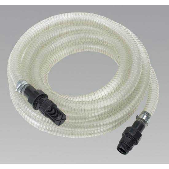 Sealey WPS060HS - Solid Wall Suction Hose for WPS060 - 25mm x 4mtr