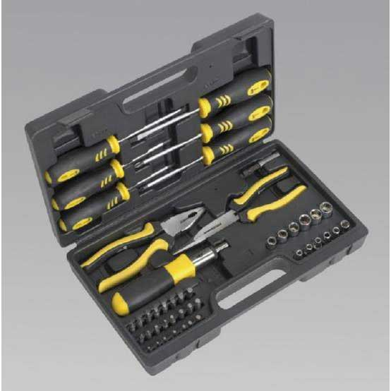 Sealey S0612 - Tool Kit 45pc