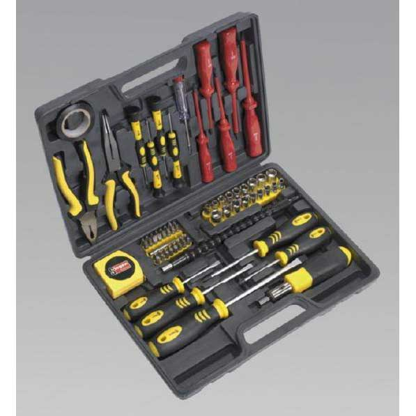 Sealey S0613 - Tool Kit 72pc