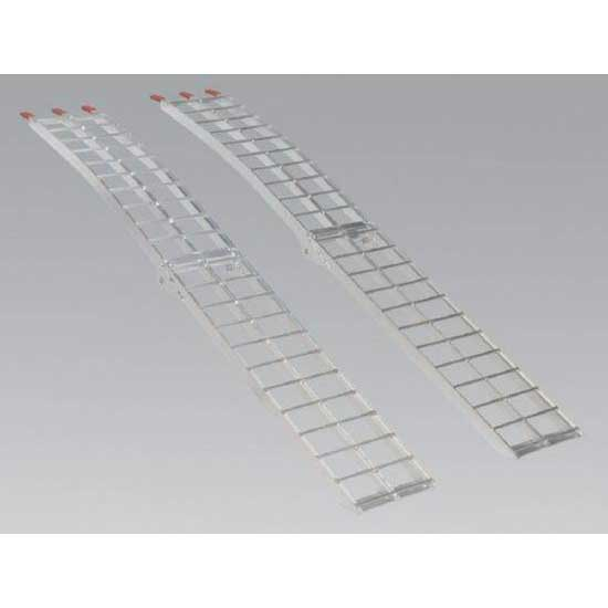 Sealey LR680 - Aluminium Loading Ramps 680kg Capacity per Pair