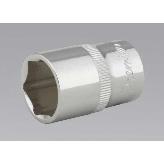 "Sealey SP1219D WallDrive® Socket 19mm Deep 1//2/""Sq Drive Fully Polished"