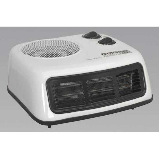 Sealey FH2009 - Fan Heater 2000W 2 Heat Settings with Thermostat
