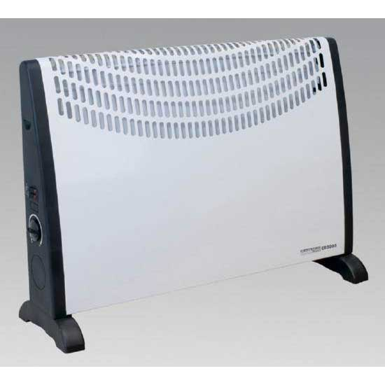 Sealey CD2005 - Convector Heater 2000W 3 Heat Settings Thermostat