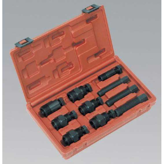 Sealey VS1822 - Motorcycle Flywheel Puller Set 10pc