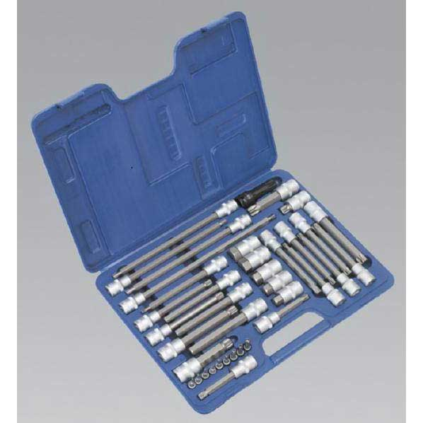 Sealey SX060 - Automotive Socket Bit Set 38pc