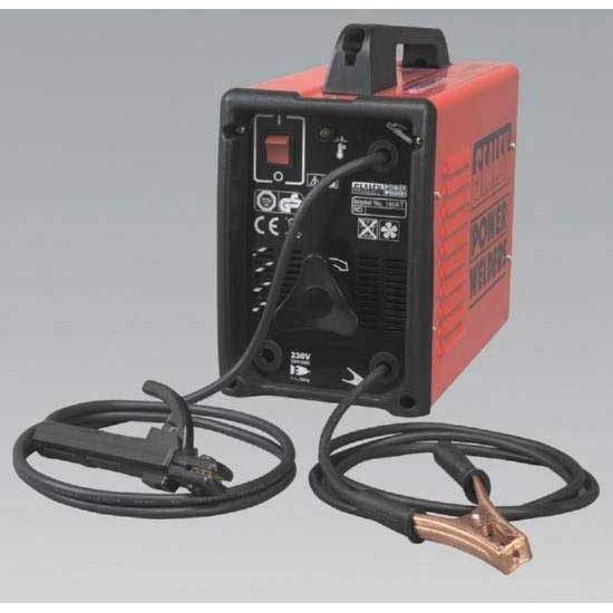 Sealey 160XT - Arc Welder 160Amp with Accessory Kit