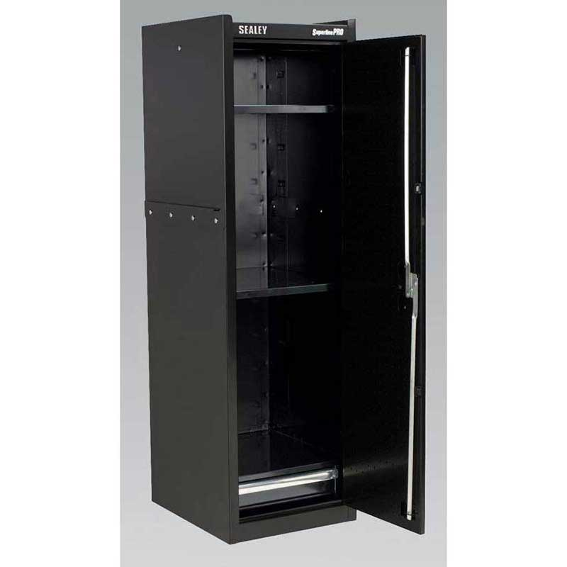 Sealey AP33519B - Hang-On Locker - Black