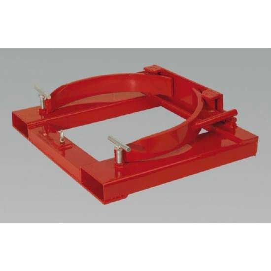 Sealey DG02 - Forklift Drum Clamp Single 205ltr