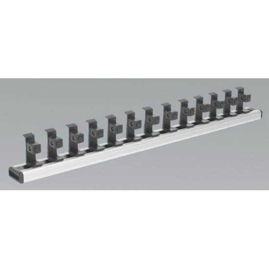 Magnetic Socket Holder Rail 1/2''Sq Drive