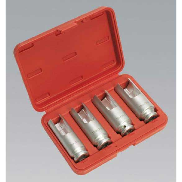 Injector Cap Removal Socket Set 4pc