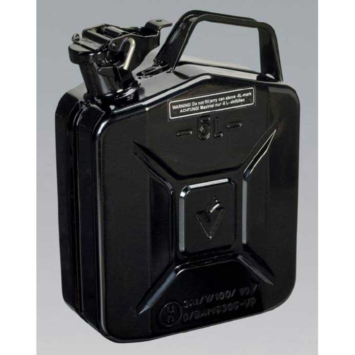 Jerry Can 5ltr - Black