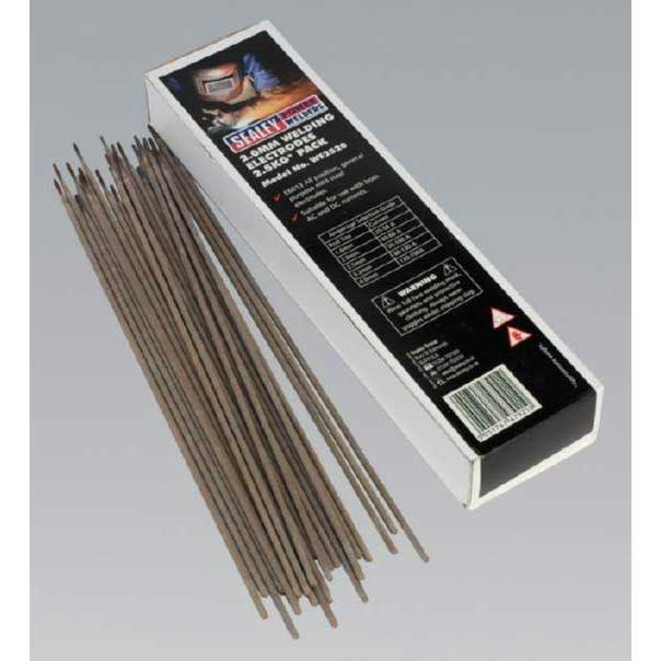 Welding Electrodes 2.0mm 2.5kg Pack