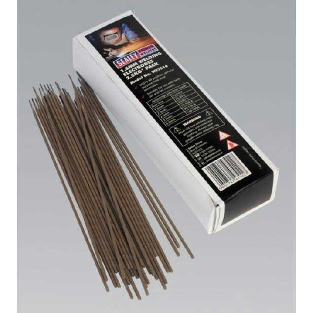 Welding Electrodes 1.6mm 2.5kg Pack