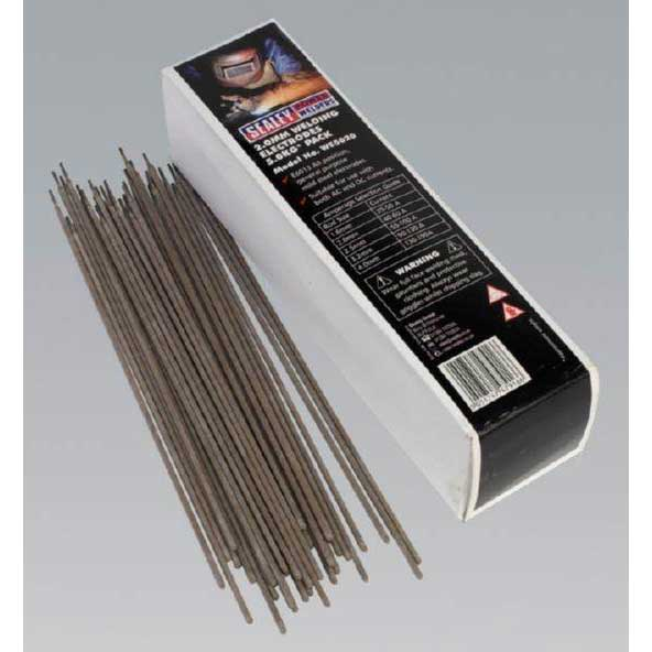 Welding Electrodes 2.0mm 5.0kg Pack
