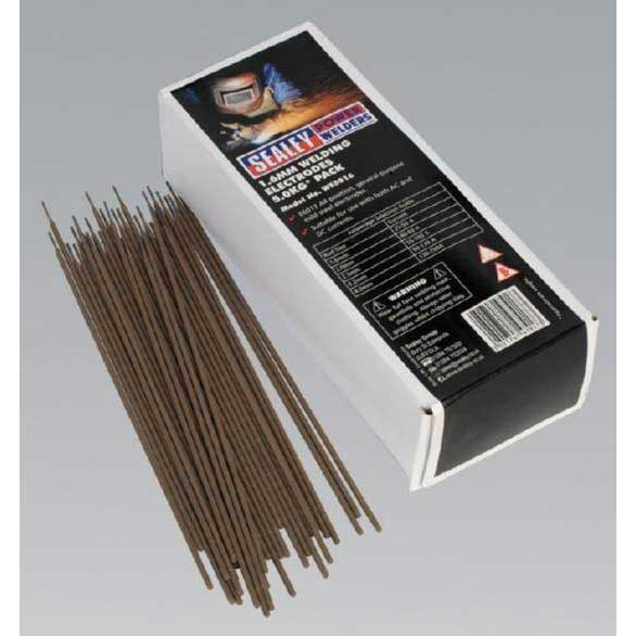 Welding Electrodes 1.6mm 5.0kg Pack