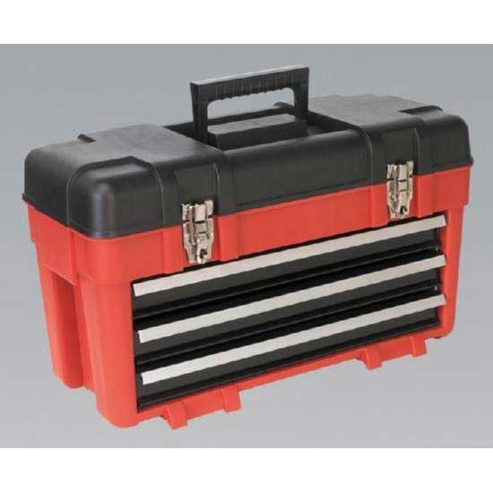 Sealey AP1003 - Toolbox 585mm 3 Drawer Portable