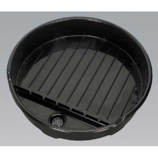 Sealey DRP19 - Oil Drum Drain Pan for 205ltr Drum