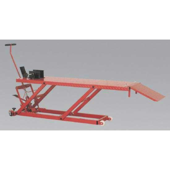 Sealey MC455 - Motorcycle Lift Yankee 450kg Hydraulic