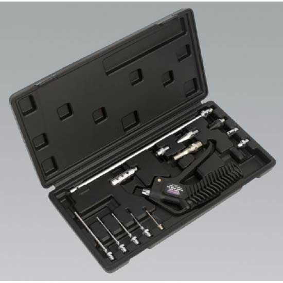 Sealey SA921 - Air Blow Gun Kit 14pc