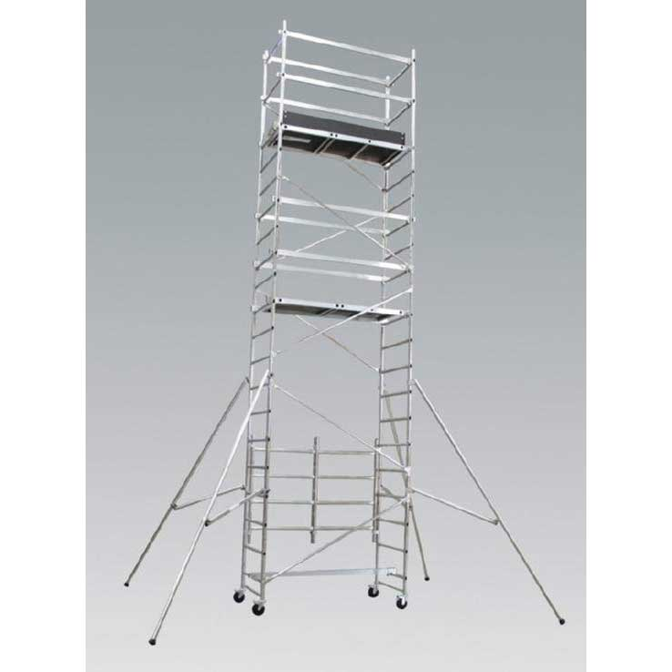Sealey SSCL4 - Platform Scaffold Tower Extension Pack 4