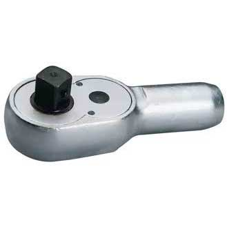 3/4'' Square Drive Elora Reversible Ratchet Head