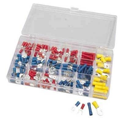 Draper 150 Piece Insulated Terminal Assortment