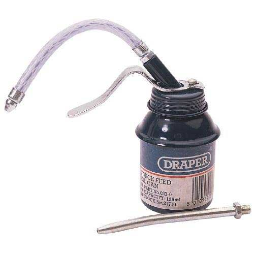 Draper 125Ml Force Feed Oil Can