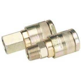 Draper 1/2'' Taper PCL M100 Series Air Line Coupling Female Thread