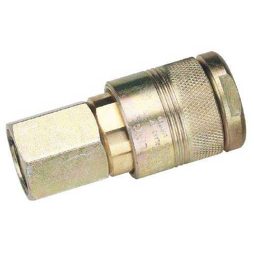 Draper 1/2 BSP Female Thread Air Line Coupling