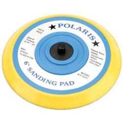 Draper 150mm Dual Action Air Sander Backing Pad