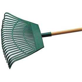 Draper 550mm Head Plastic Leaf Rake