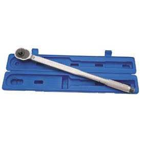 Draper 3/4'' Square Drive 70 - 395Nm or 51.6 - 291lb-ft Ratchet Torque Wrench