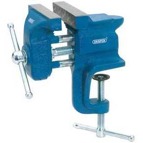 Draper 75mm Bench Vice