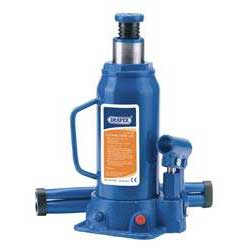 Draper 12 Tonne Hydraulic Bottle Jack