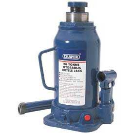 Draper 20 Tonne Hydraulic Bottle Jack