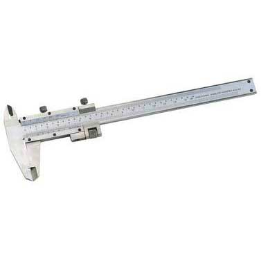 Draper Expert 0 - 140mm Vernier Caliper with Fine Adjustment
