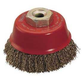 Draper Expert 60mm X M10 Crimped Wire Cup Brush