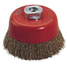 Draper Expert 100mm X M14 Crimped Wire Cup Brush