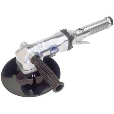 Draper 175mm Diameter Air Angle Polisher