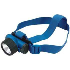 Draper Head Lamp with Adjustable Straps