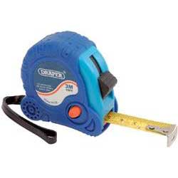 Draper 3m/10ft X 16mm Measuring Tape