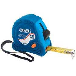Draper 5m/16ft X 19mm Measuring Tape